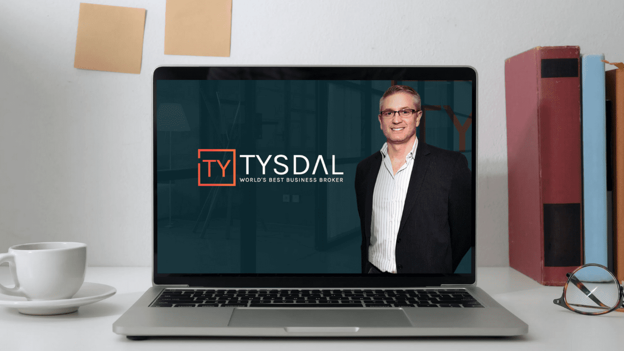 business broker tyler tysdal