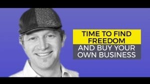 Tyler Tysdal and Robert Hirsch business brokers from Freedom Factory