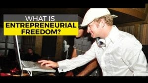 What is Entrepreneurial Freedom