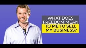 Robert Hirsch business broker from Freedom Factory