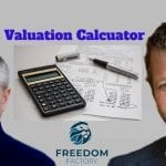 Simple Business Valuation Calculator - Freedom Factory