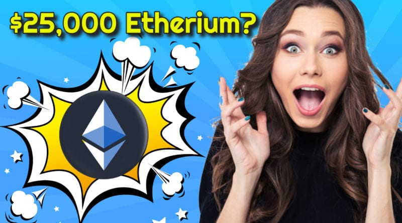 etherium price rising fast