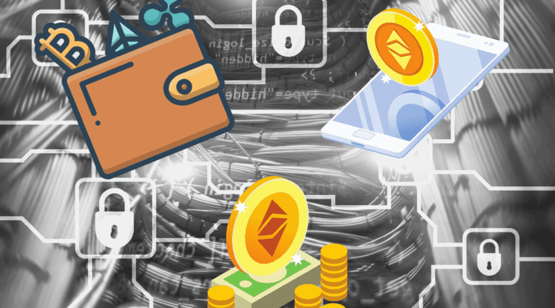 cryptocurrency wallets and blockchain